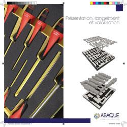 Méthode 5s - Groupe Abaque - Condi Atlantique - shadow board et mousse kitting