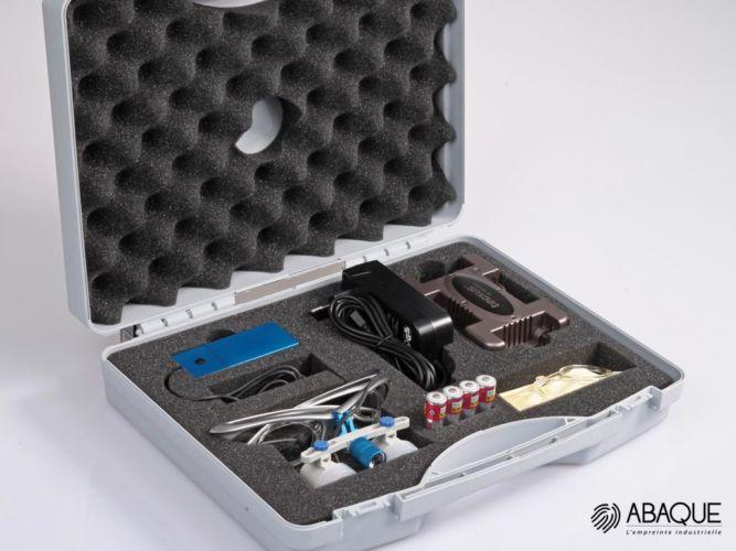 Mousse pour valise - Groupe Abaque - Condi Atlantique - valise de transport